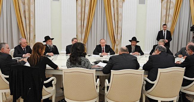 Putin'den Yahudileri şaşırtan teklif!