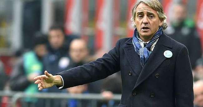 Mancini'den ırkçılık iddiası