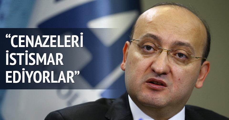 Yalçın Akdoğan: DAİŞ adeta İngiliz anahtarı gibi...