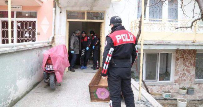 Isparta'da şizofren dehşeti: 2 ölü