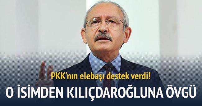 PKK'nın elebaşından Kılıçdaroğlu'na övgü