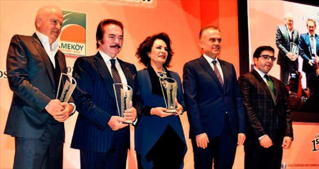Sosyal farkındalık ödülleri medyanın en'lerini buluşturdu