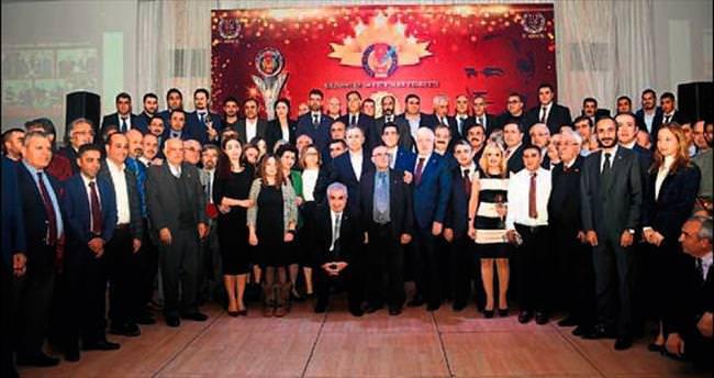 Gazetecilerin ödül gecesi