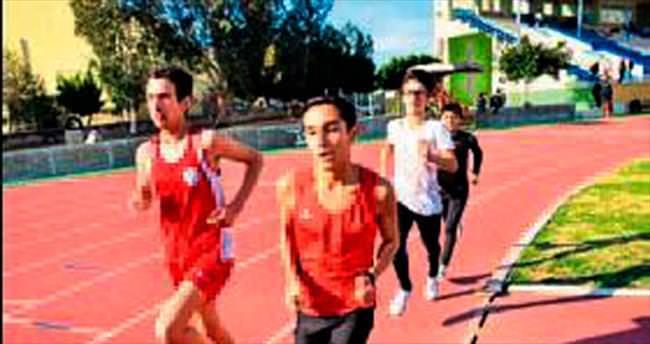 Atletizm heyecanı