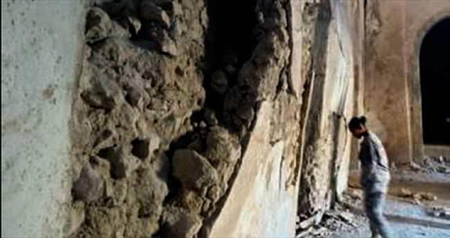 Irak'ın en eski manastırı yerle bir oldu