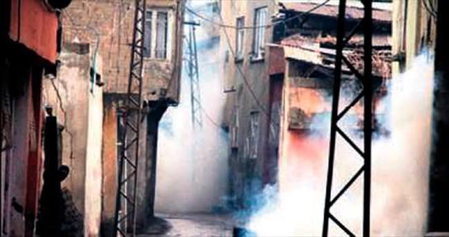 PKK yandaşları Siirt'i karıştırdı