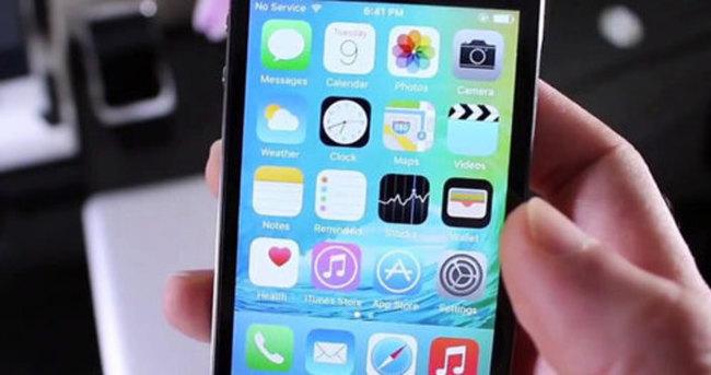 Yeni güncelleme eski iPhone'lara yaradı