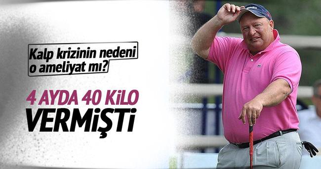 Mustafa Koç'un kalp krizi nedeni o ameliyat mı?