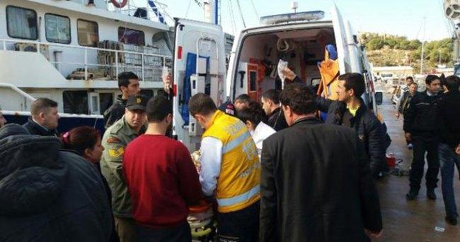 Ege'de bot battı: 3 çocuk öldü