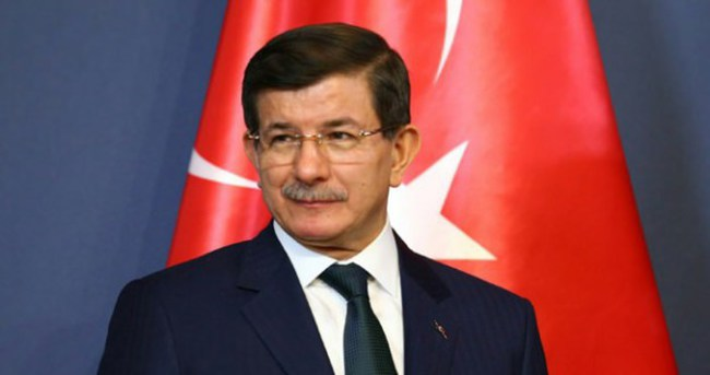 Başbakan Davutoğlu Almanya'ya gidiyor