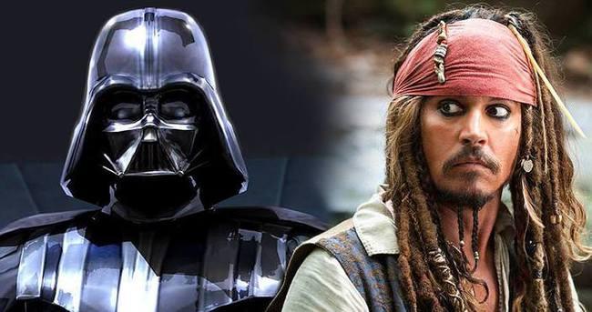 Star Wars VIII ve Karayip Korsanları'nın beşinci filminin vizyon tarihleri belli oldu
