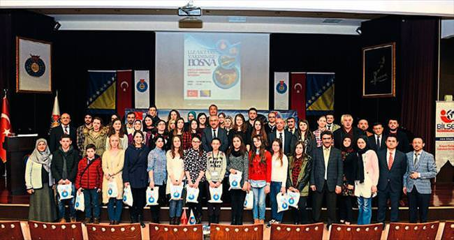 Kahramanmaraş'tan Bosna'ya dostluk eli