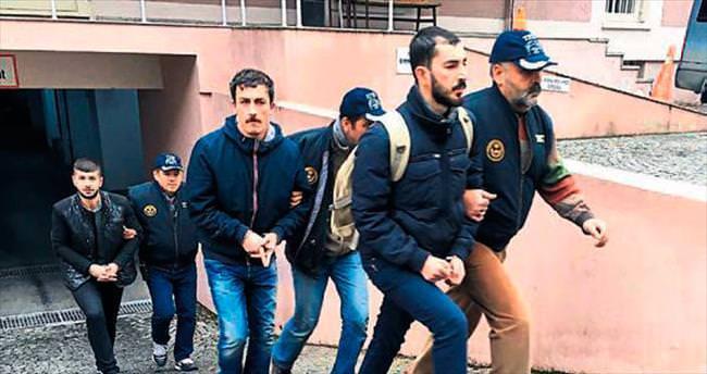 İzmir ve Manisa'da PKK üyesi 12 zanlı tutuklandı