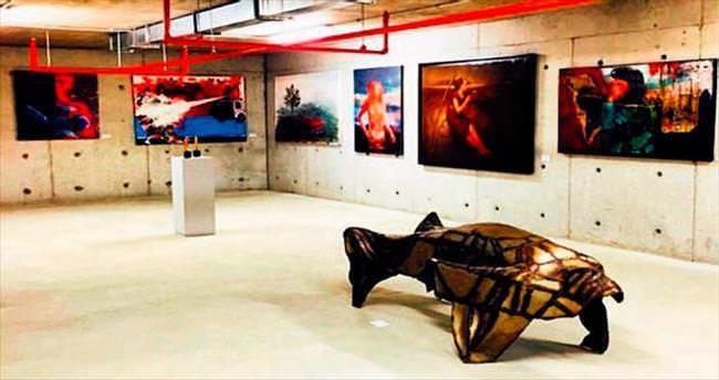 Ankara'da 495 sanatçının 700 çalışması sergileniyor