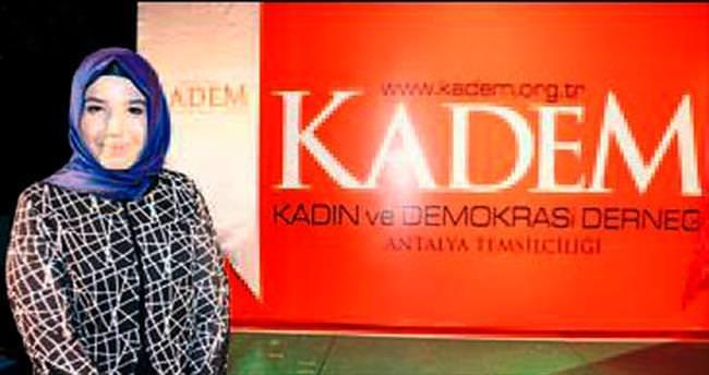 KADEM'den kadın paneli hazırlığı