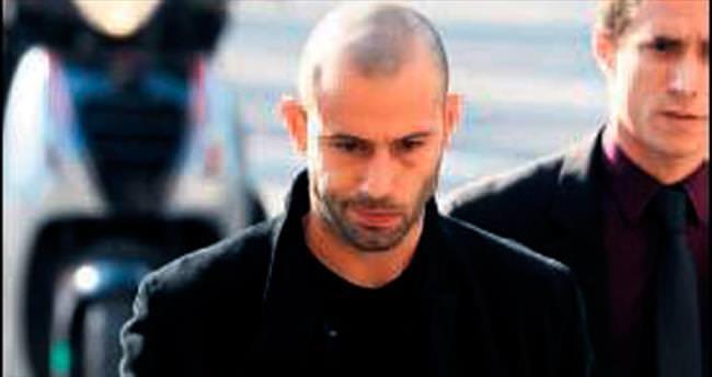 Mascherano'ya 1 yıl hapis cezası