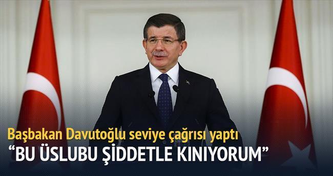 Kılıçdaroğlu'nu kınıyorum