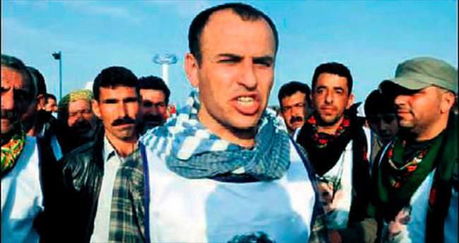 HDP'li vekilin 'sivil' dediği terörist çıktı