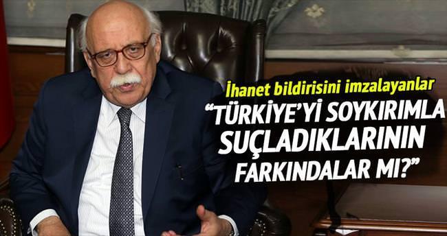 'Türkiye soykırımla suçlanıyor'