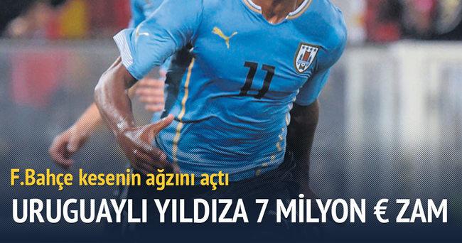 Diego Rolan'a 7 milyon € zam