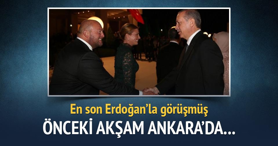 Mustafa Koç en son Erdoğan'la görüşmüştü!