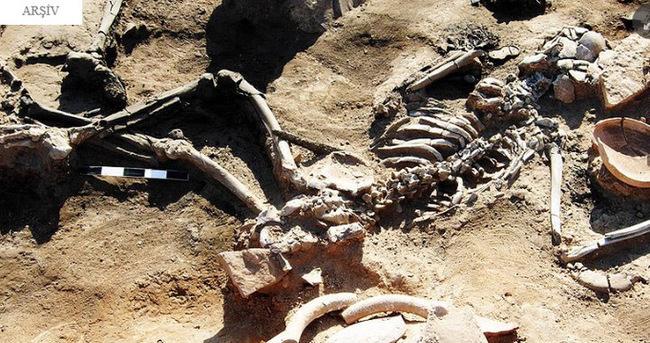 İnsanlık tarihinin en eski katliam izi