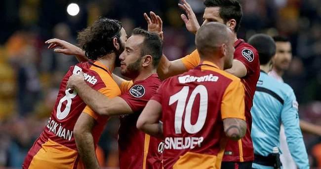 Galatasaray başkent deplasmanında