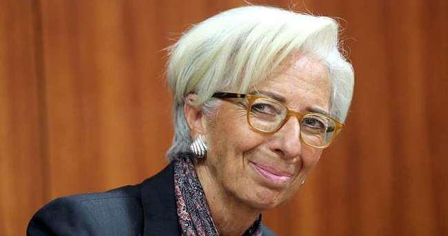 IMF Başkanı Lagarde yeniden aday