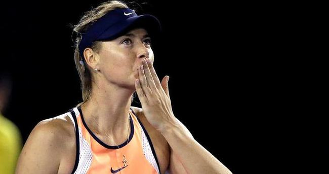 Federer Willimas ve Sharapova 4. turda