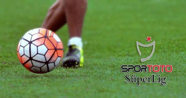 Spor Toto Süper Lig'de 19. hafta maçları oynanacak