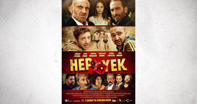 Beklenen komedi filmi 'Hep Yek' 5 Şubat'ta