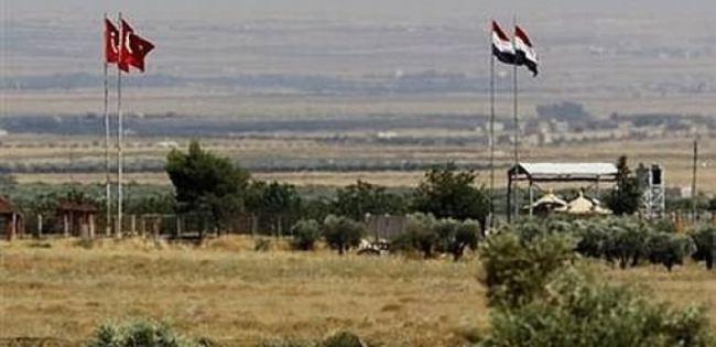 Esad ve Rusya Türkiye sınırını bombaladı