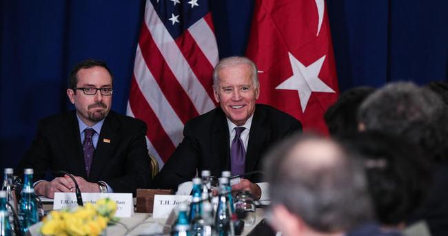 Joe Biden'den Mustafa Koç için başsağlığı!