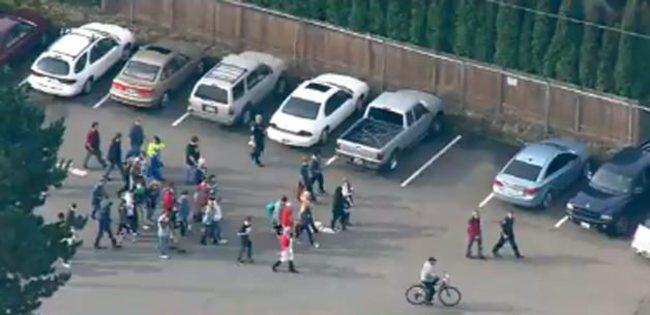 Kanada'da liseye silahlı saldırı: 5 ölü, 2 yaralı