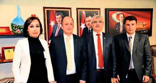 BTB yönetiminin Ankara çıkarması