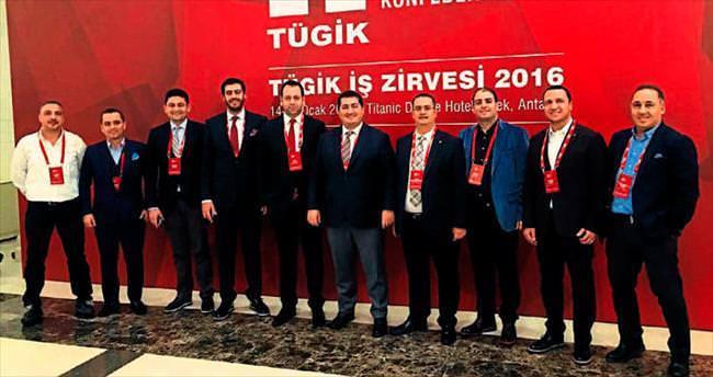 TÜGİK'in çağrısına ilk destek Adana'dan