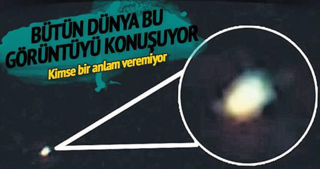 İki yeni UFO iddiası