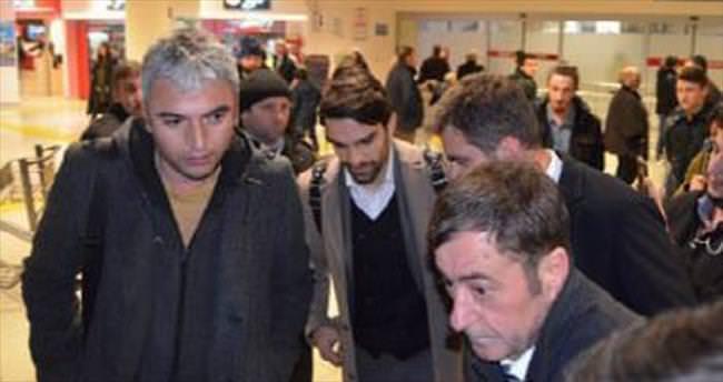 Ve golcü Trabzon'a ayak bastı
