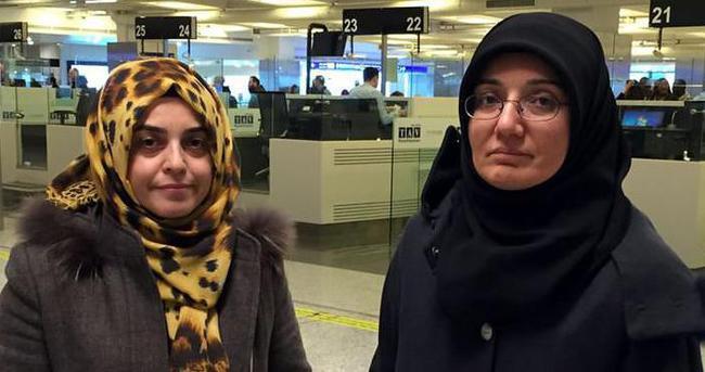 Türk avukatlar yurda döndü