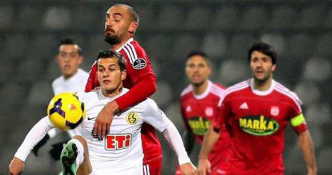 Sivasspor - Eskişehirspor 18. kez karşılaşacak