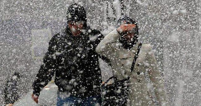 Bu illerde yoğun kar yağışı bekleniyor