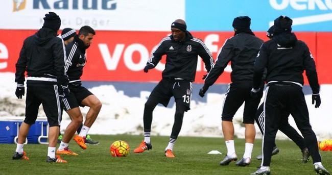 Beşiktaş, Trabzonspor maçına hazır