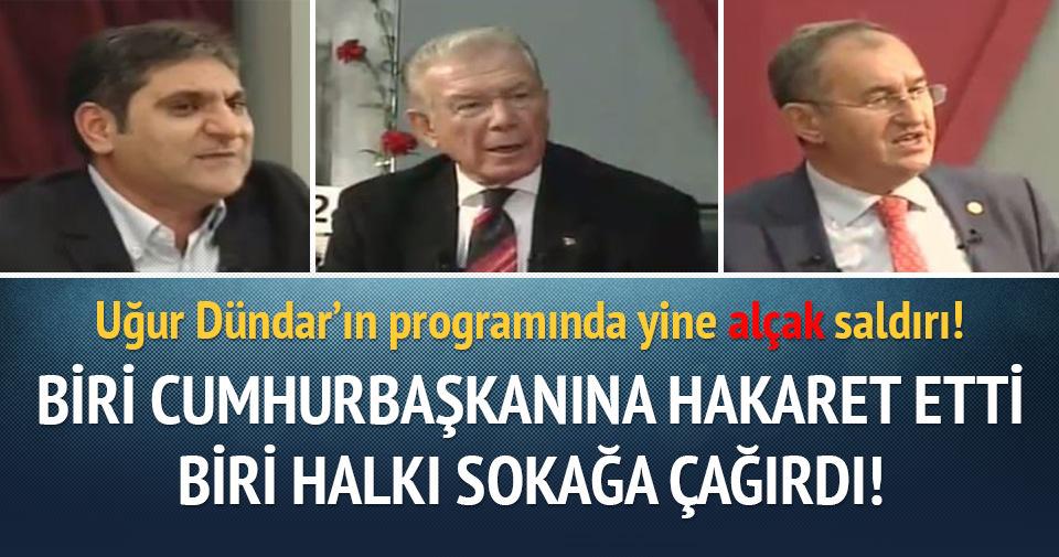 CHP'li vekillerden Halk TV'de küstah açıklamalar