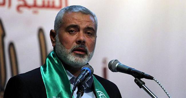 'Gazze ablukasına karşı bölünmüşlüğe son vermeye çalışıyoruz'