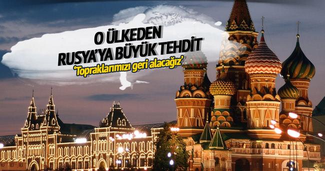 Ukrayna Rusya'ya meydan okudu!