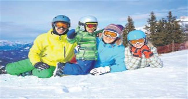 Uludağ'da kayak Hilton Bursa'da daha keyifli
