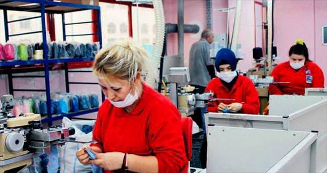 Dünya markaları başkentte üretiyor