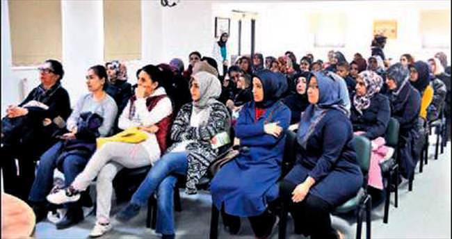 Mamaklı kadınlara kansere karşı eğitim