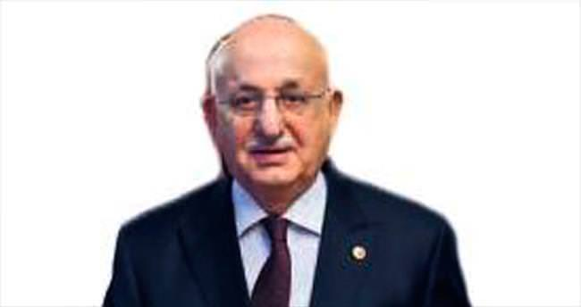TBMM Başkanı Kahraman, Irak'ta