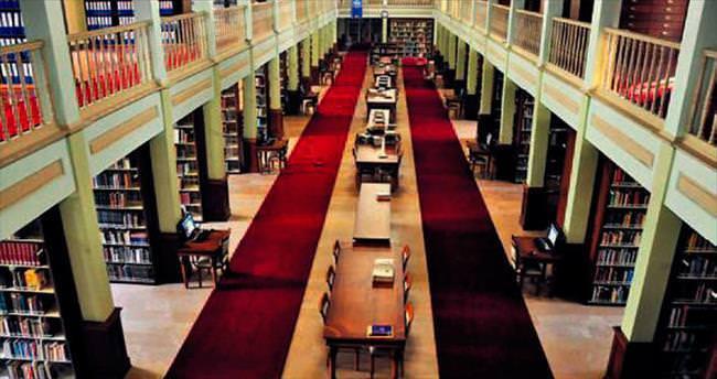 'Yıldız Sarayı Kütüphanesi geri dönsün' başvurusu